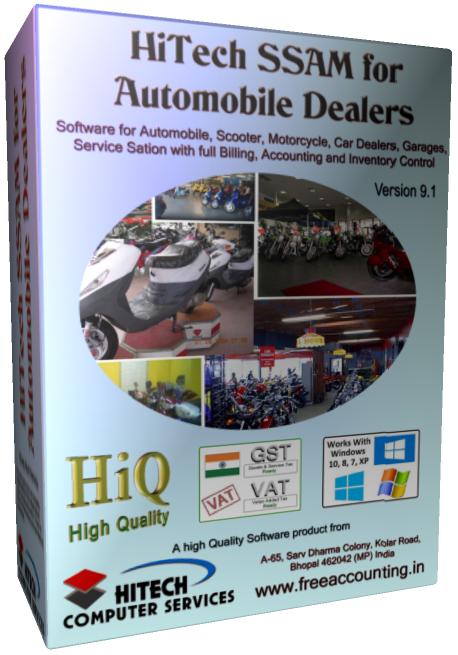 Automobile Dealers Accounting Software 1